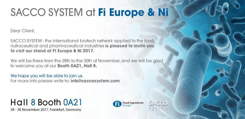 Sacco System at FiE 2017