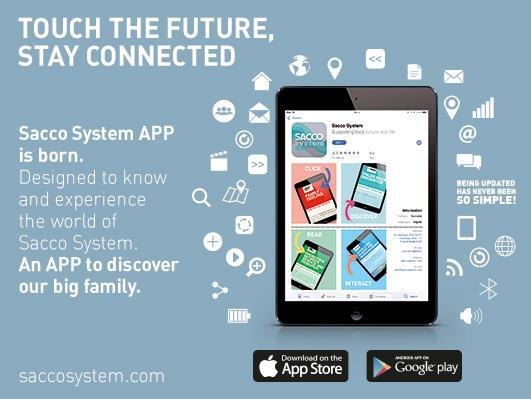 Sacco System goes mobile, stay connected!