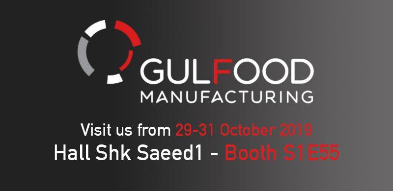 Sacco System bei Gulfood Manufacturing in Dubai 1