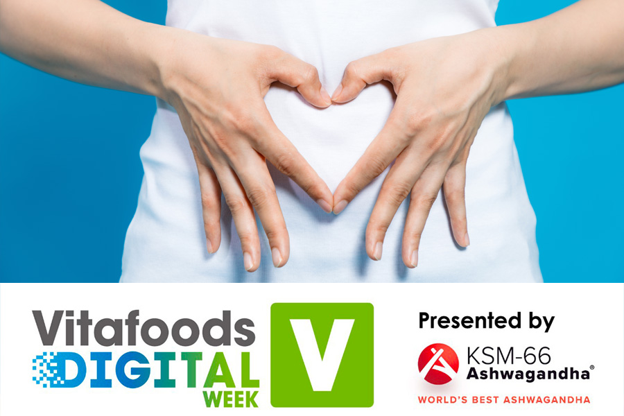 Vitafoods Digital Week – Webinar on Gut Balance and Immune Health