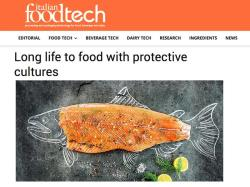 Long life to food with protective cultures