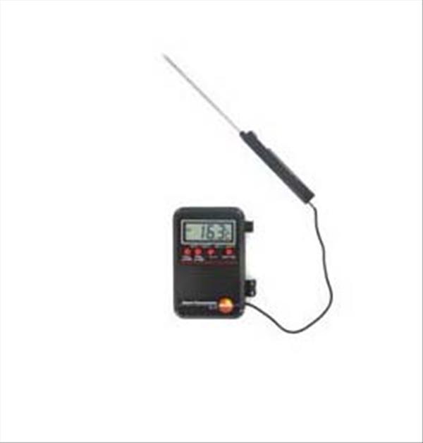 Termometro C Allarme C Sonda Separ Labware Generic Labware Inoltre può essere usato in cucina per misurare la temepratura di cottura del cibo. sacco system
