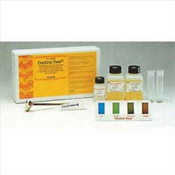 Oxifrit test kit - 60 tests